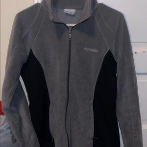 Columbia fleece jacket